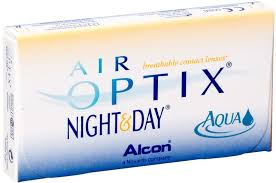 Линзы Air Optix Night Day