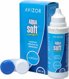 Раствор AquaSoft 120 ml.